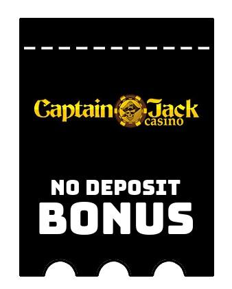 Captain Jack - no deposit bonus CR