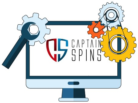 Captain Spins - Software