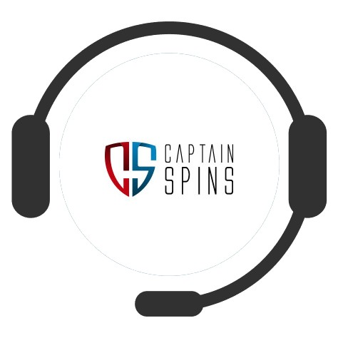 Captain Spins - Support