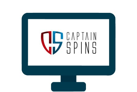 Captain Spins - casino review