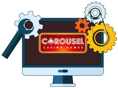Carousel Casino - Software