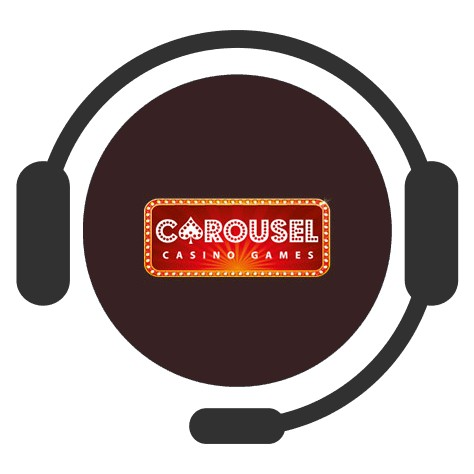 Carousel Casino - Support