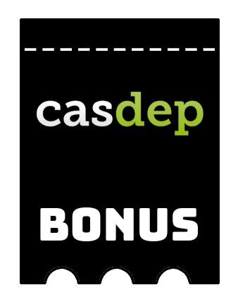 Latest bonus spins from Casdep