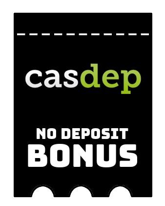Casdep - no deposit bonus CR