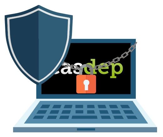 Casdep - Secure casino