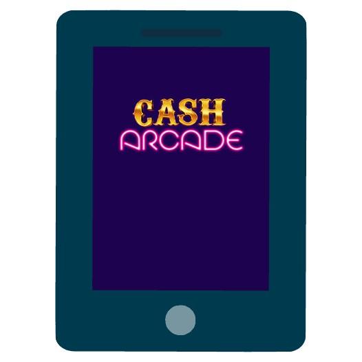 Cash Arcade - Mobile friendly