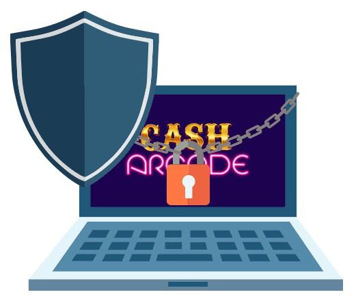 Cash Arcade - Secure casino