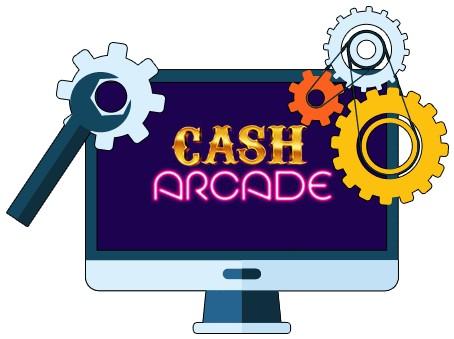 Cash Arcade - Software