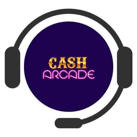Cash Arcade - Support