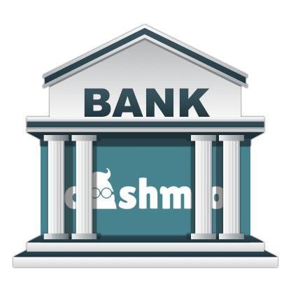 Cashmio Casino - Banking casino