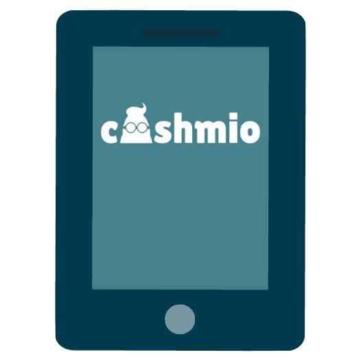 Cashmio Casino - Mobile friendly