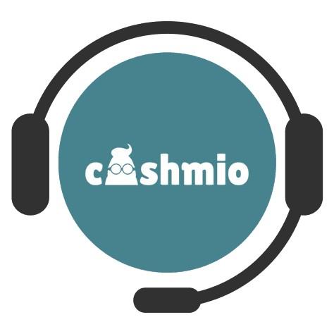 Cashmio Casino - Support