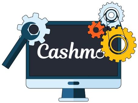 Cashmo Casino - Software