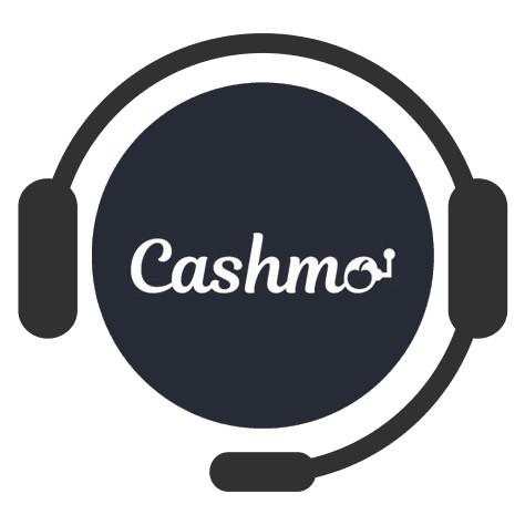 Cashmo Casino - Support