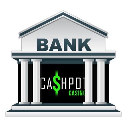 Cashpot Casino - Banking casino