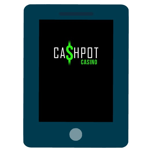 Cashpot Casino - Mobile friendly
