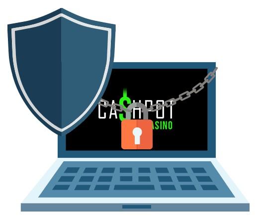 Cashpot Casino - Secure casino