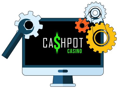 Cashpot Casino - Software