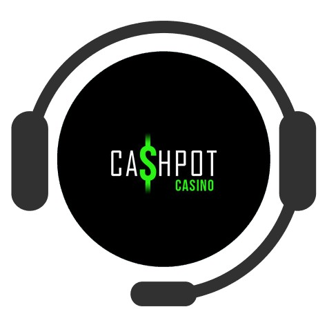 Cashpot Casino - Support