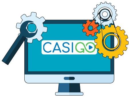 CasiGO - Software