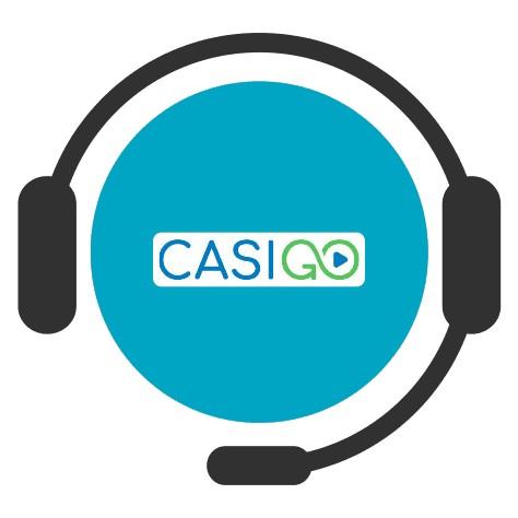 CasiGO - Support