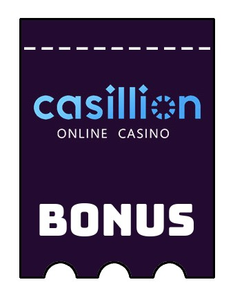 Latest bonus spins from Casillion Casino