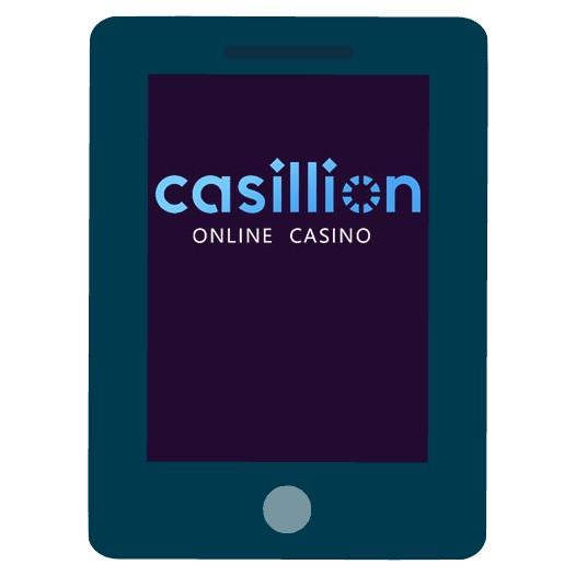 Casillion Casino - Mobile friendly