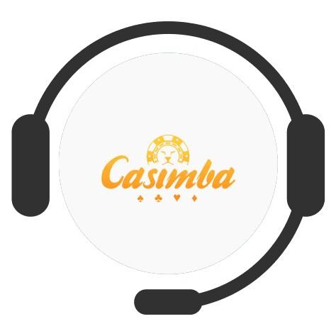 Casimba Casino - Support