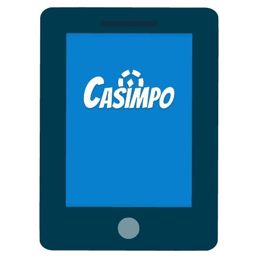 Casimpo Casino - Mobile friendly