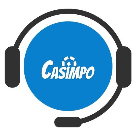 Casimpo Casino - Support