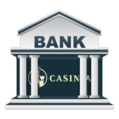 Casinia Casino - Banking casino