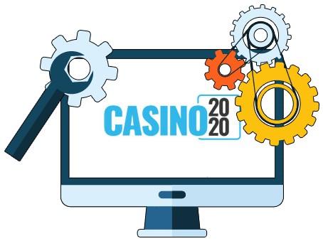 Casino 2020 - Software
