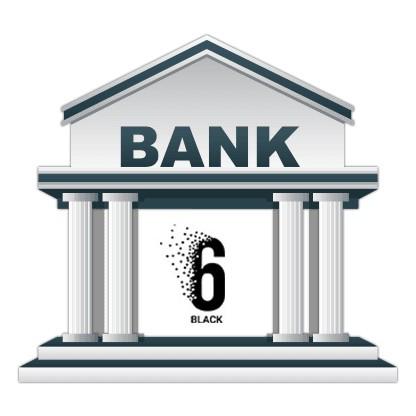Casino 6 Black - Banking casino