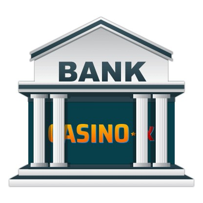 Casino Alpha - Banking casino