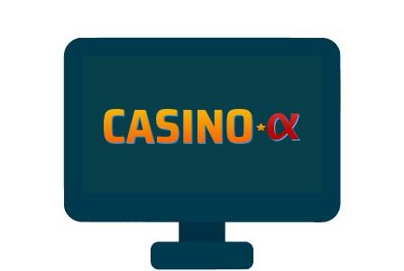 Casino Alpha - casino review