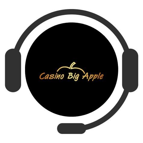 Casino Big Apple - Support