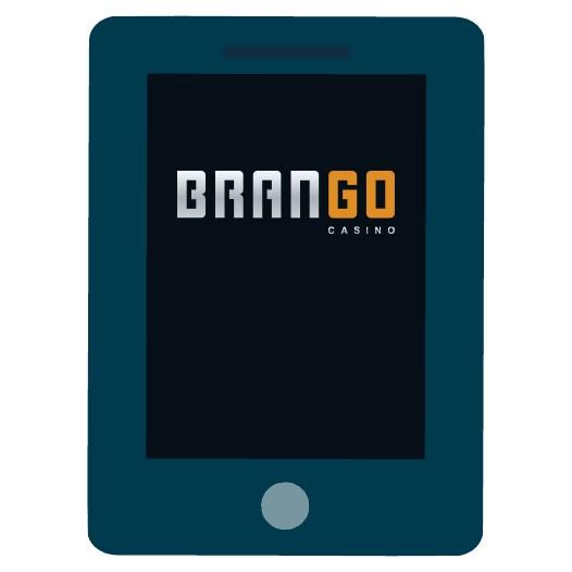 Casino Brango - Mobile friendly