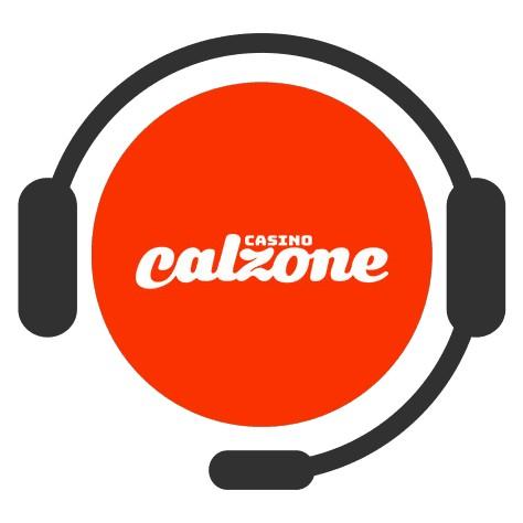 Casino Calzone - Support