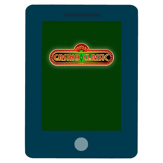 Casino Classic - Mobile friendly