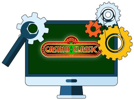 Casino Classic - Software