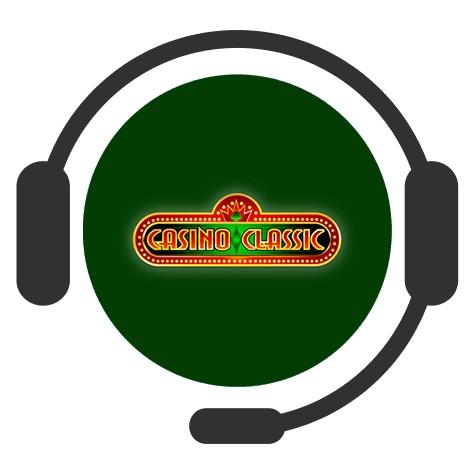 Casino Classic - Support