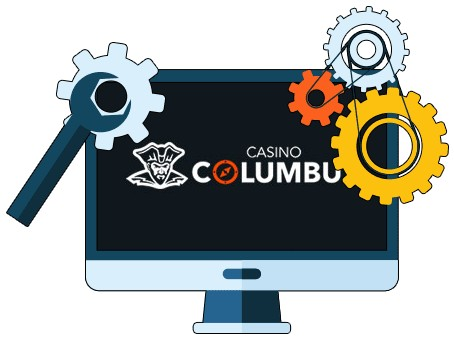 Casino Columbus - Software