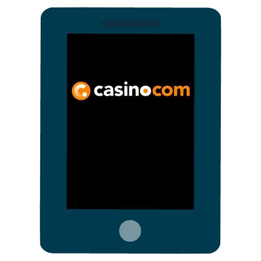 Casino com - Mobile friendly