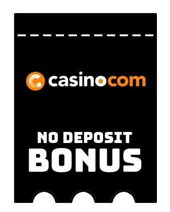 Casino com - no deposit bonus CR