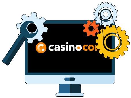 Casino com - Software