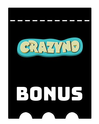 Latest bonus spins from Casino Crazyno