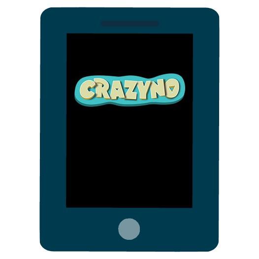 Casino Crazyno - Mobile friendly