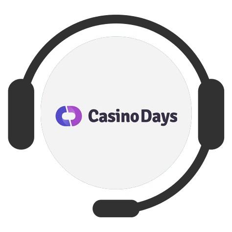 Casino Days - Support