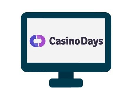 Casino Days - casino review