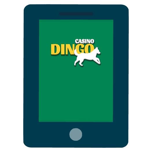 Casino Dingo - Mobile friendly